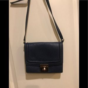Kate spade ♠️ blue small crossbody purse